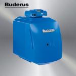 Напольные наддувные котлы Buderus от 25-1,2 МВт