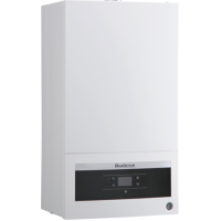 Настенные газовые котлы Buderus Logamax U072-35К кВт (двухконтурный)